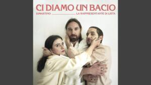 """""""Ci diamo un bacio"""" (single) Dimartino Feat. La rappresentante di lista"""