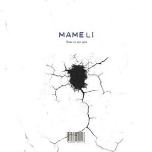 """""""Non ci sei più"""" (single)Mameli"""