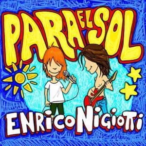 """""""Para el sol"""" (single) Enrico Nigiotti"""