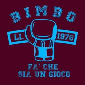 """""""Fa che sia un gioco"""" (single)Bimbo"""