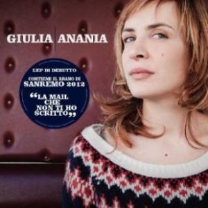 """Giulia Anania - """"La bella stagione"""""""
