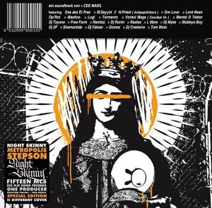 """Metropolis Step Son"" - Night Skinny"